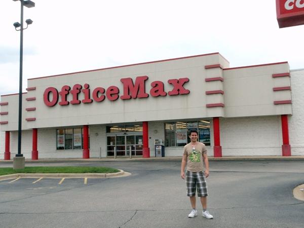 pat at office max